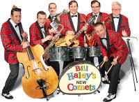 Bill Haley's new Comets
